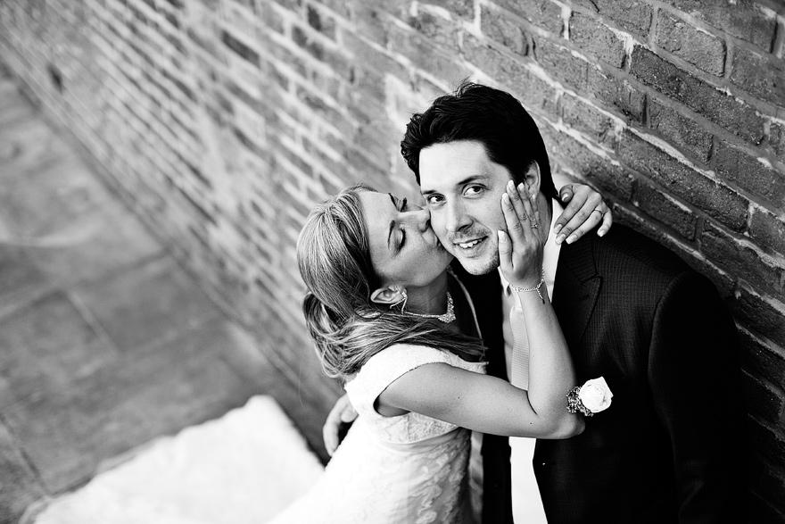 svatební fotografie u Viničního altánu
