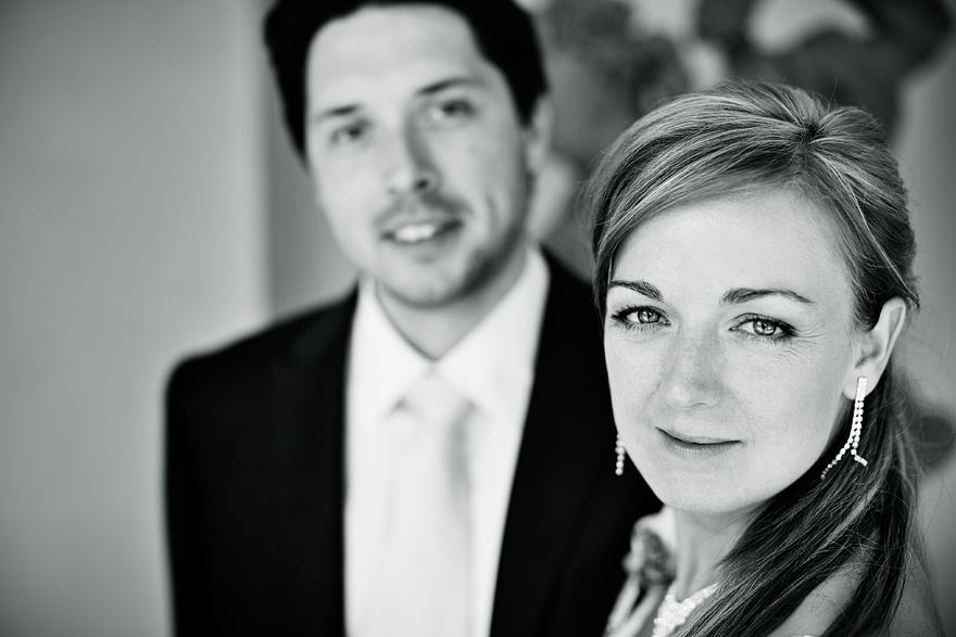 svatební fotografi novomanželů v Praze