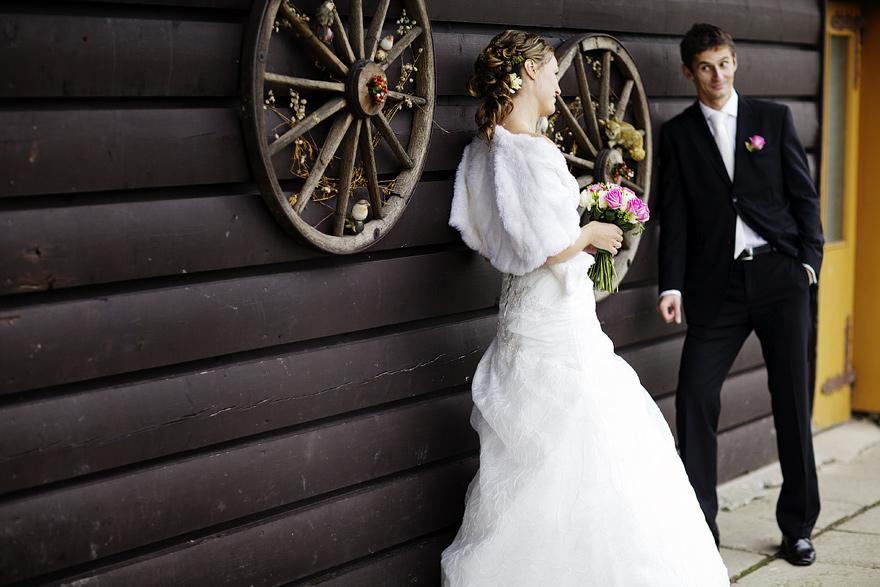 svatební fotografie Valašsko