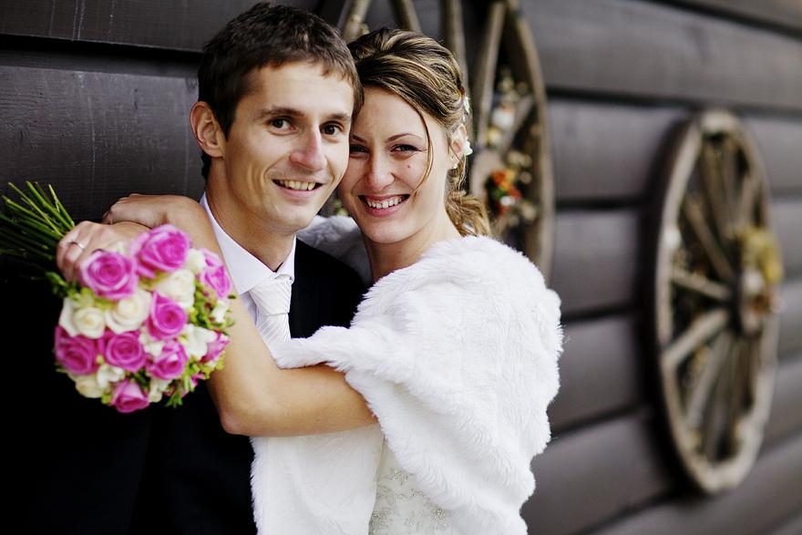 svatební fotografie na Soláni