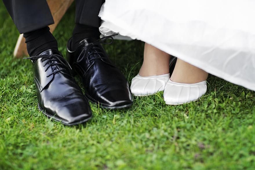 detail ze svatby
