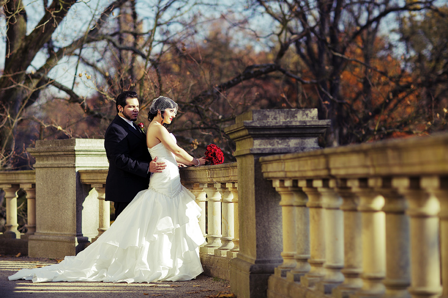 svatba na zámku Konopiště