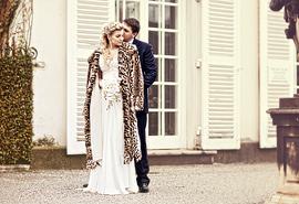 svatba v zimním Salzburgu