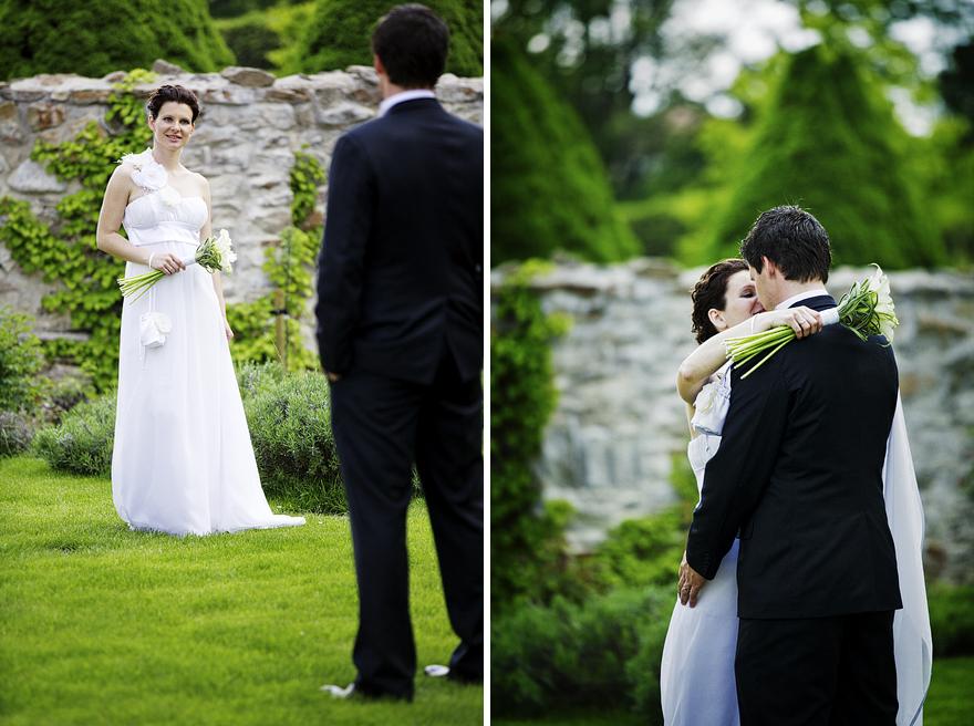 romantická svatba ve Žďáru nad Sázavou