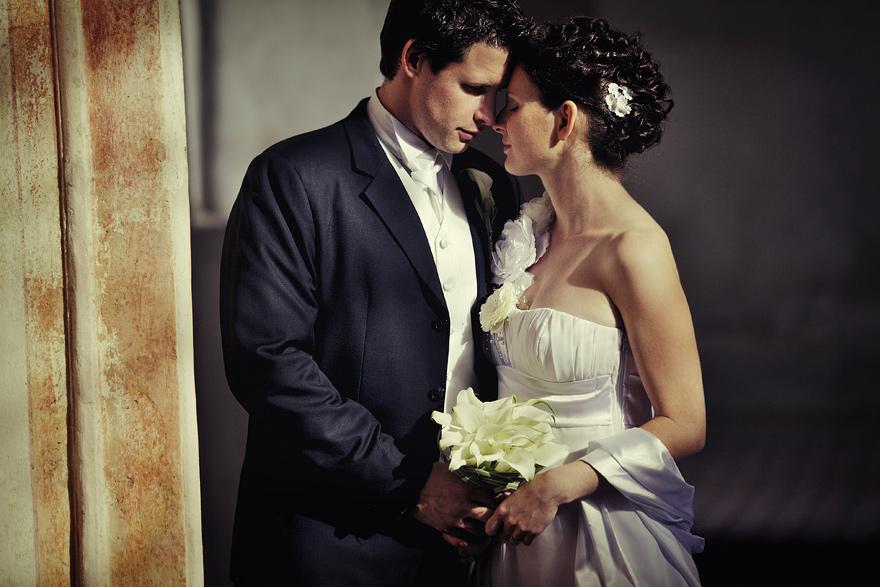 svatba na Zelené Hoře