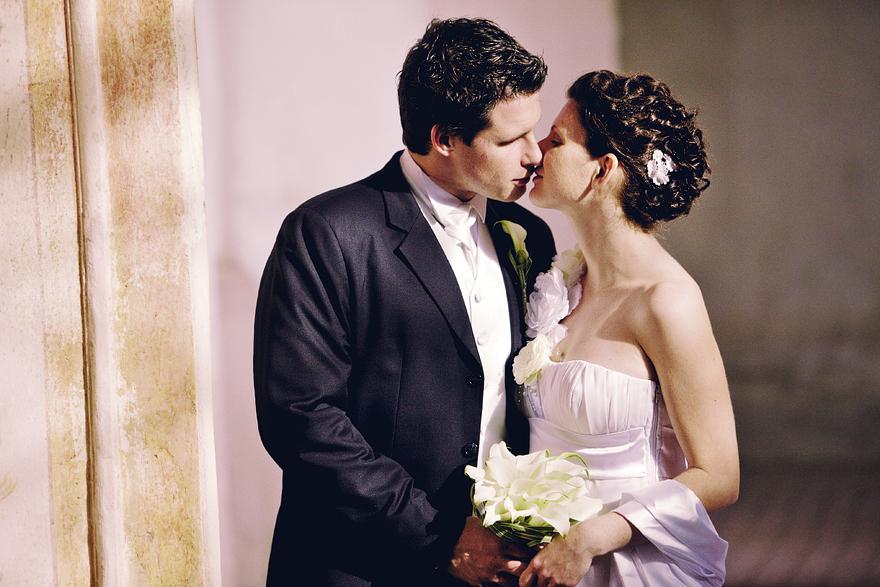 svatební fotografie na Zelené hoře