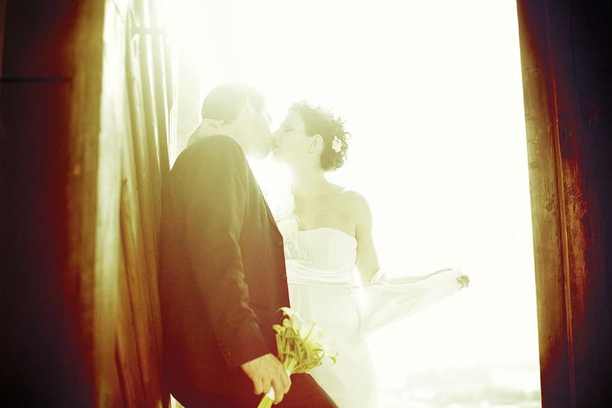 umělecká svatební fotografie na Zelené Hoře