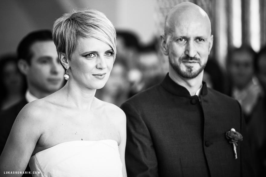 nejlepší svatební fotografie na Staroměstské radnici