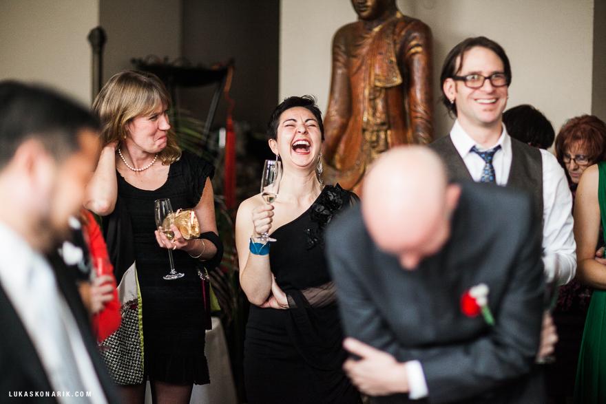 veselá svatební zábava v Cafe Sahara