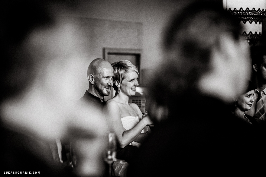 nejlepší svatbení momenty v Praze