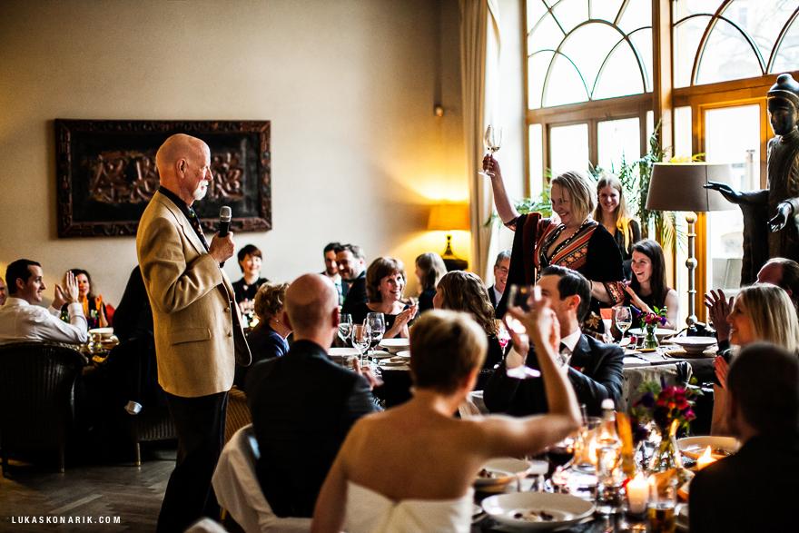 svatební momentky v Praze