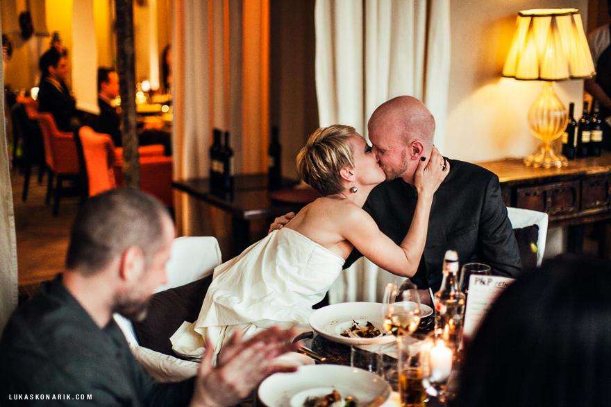 nejkrásnější svatební momenty