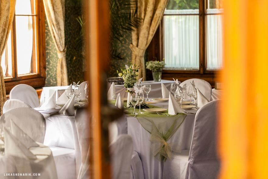 svatební catering v St. Havel