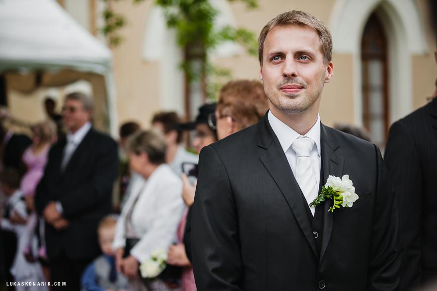 svatební momenty v St. Havel