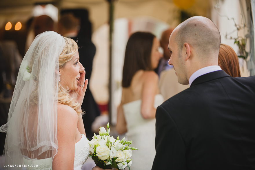 momenty ze svatby v St. Havel
