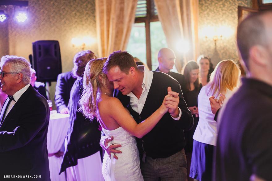 svatební zábava v St. Havel