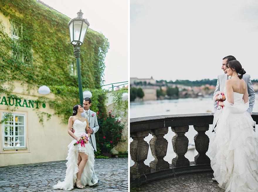 svatební fotografie Praha