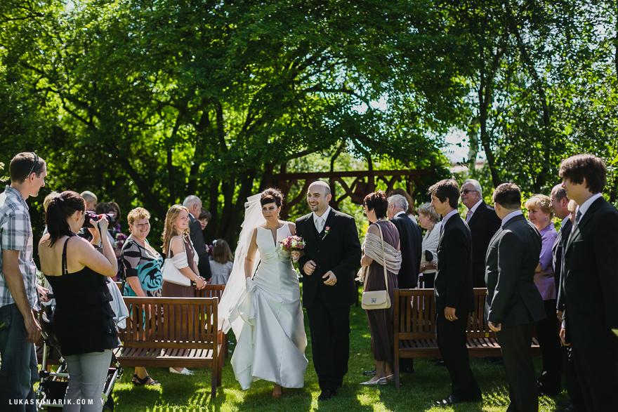svatba v rezidenci Liběchov
