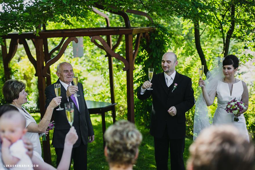 svatební proslov ženicha v rezidenci Liběchov