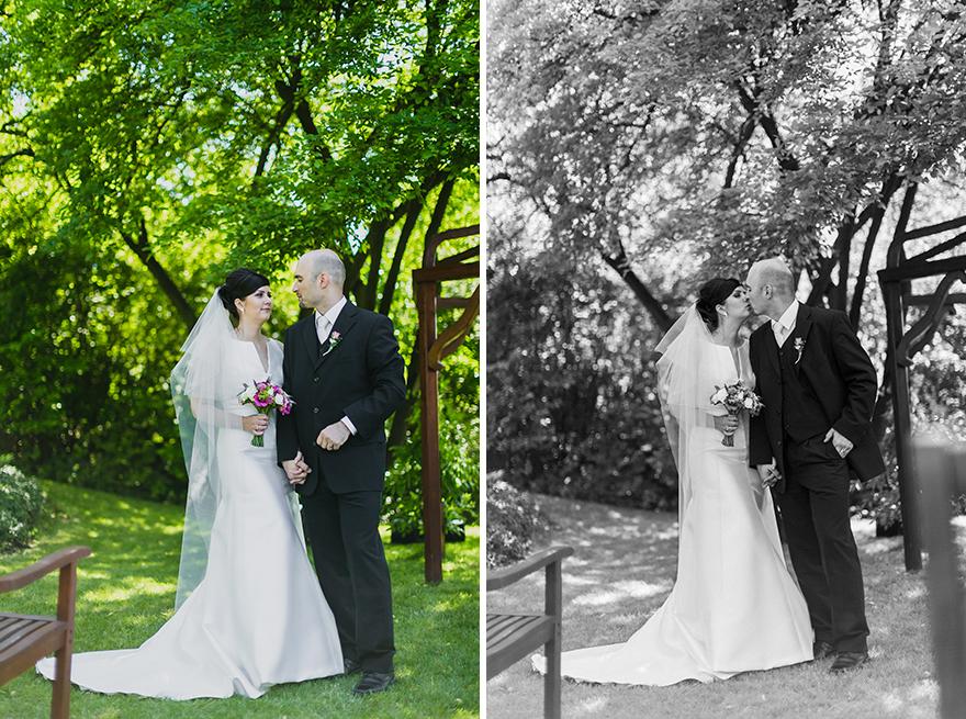 svatební fotografie rezidence Liběchov