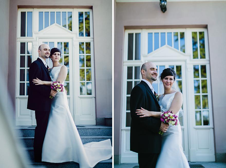 svatební fotografie v rezidenci Liběchov