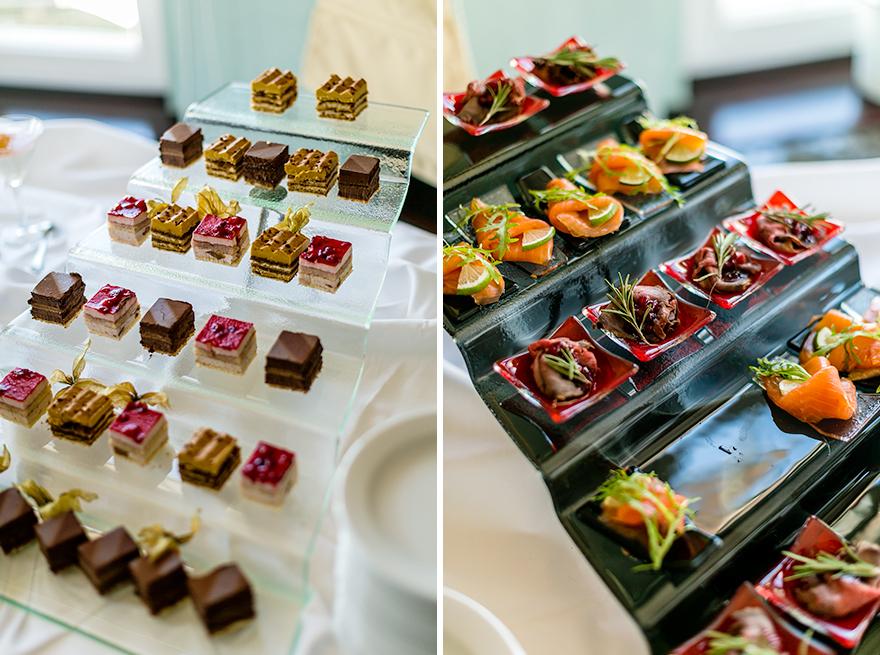svatební catering rezidence Liběchov