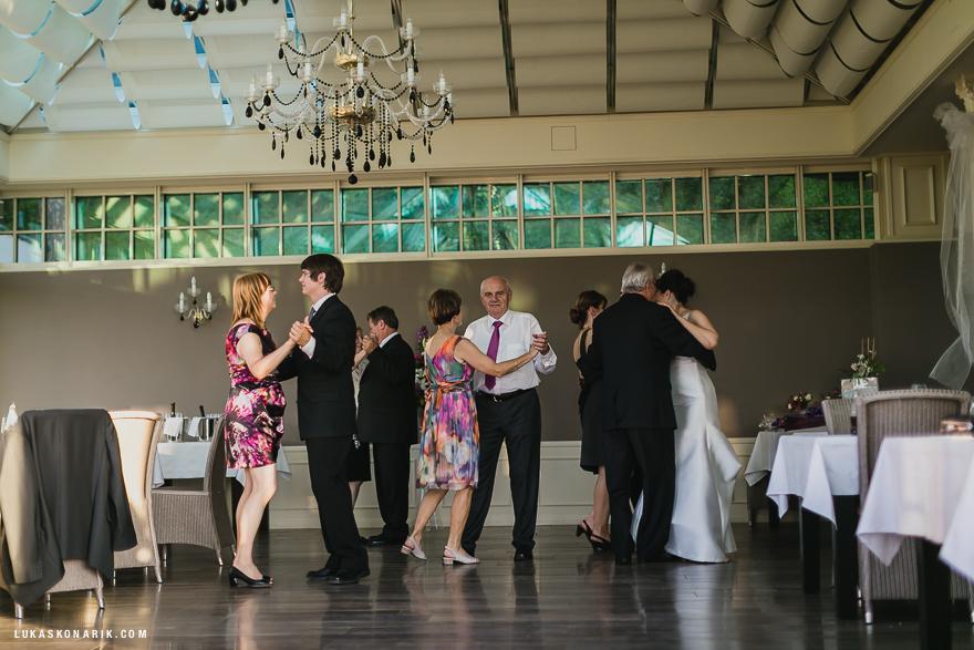 svatební tanec v rezidenci Liběchov