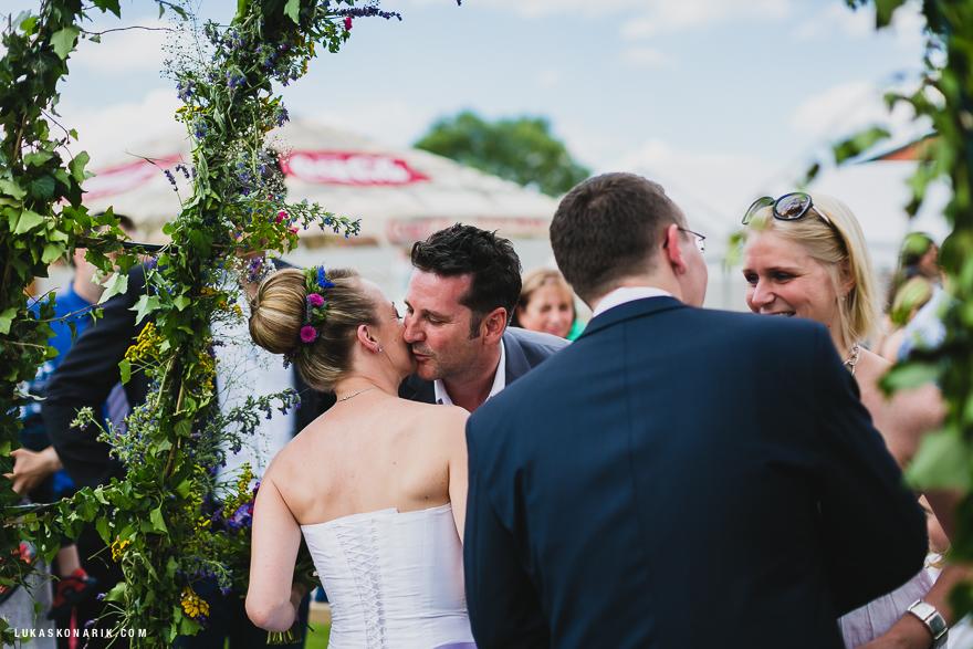 nejkrásnější svatební chvíle