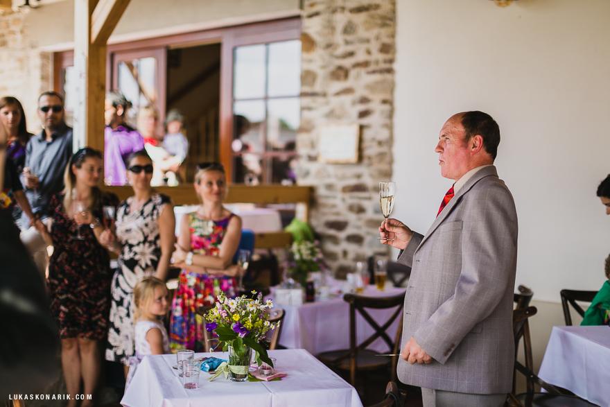 svatební proslov na svatbě