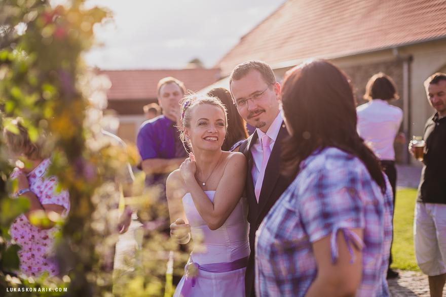 svatební fotografie Farma Blaník