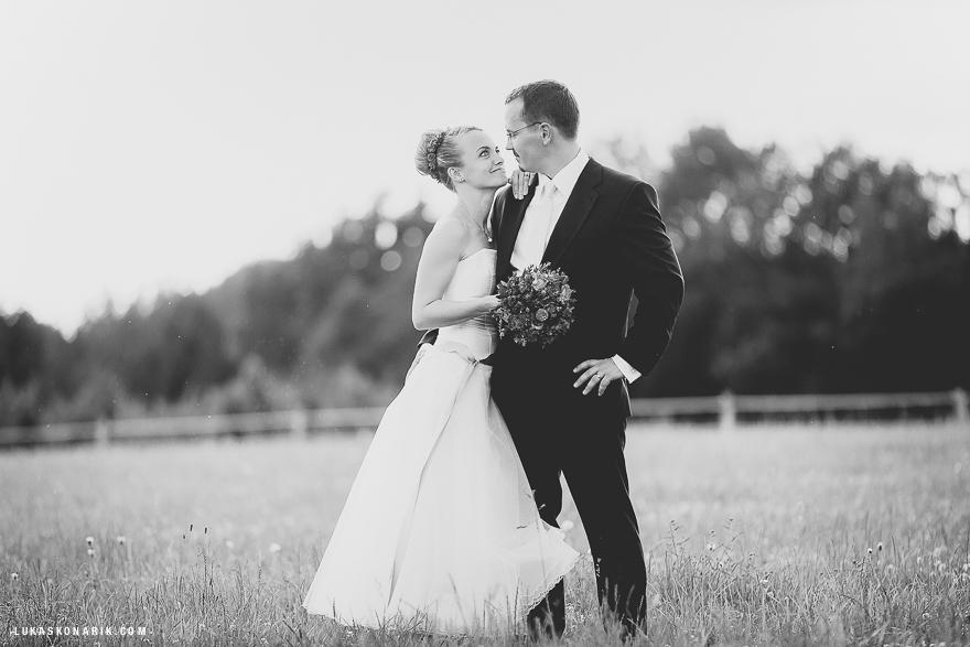 svatba na farmě Blaník