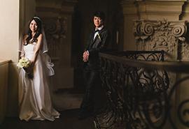 svatba v kostele sv. Mikuláše