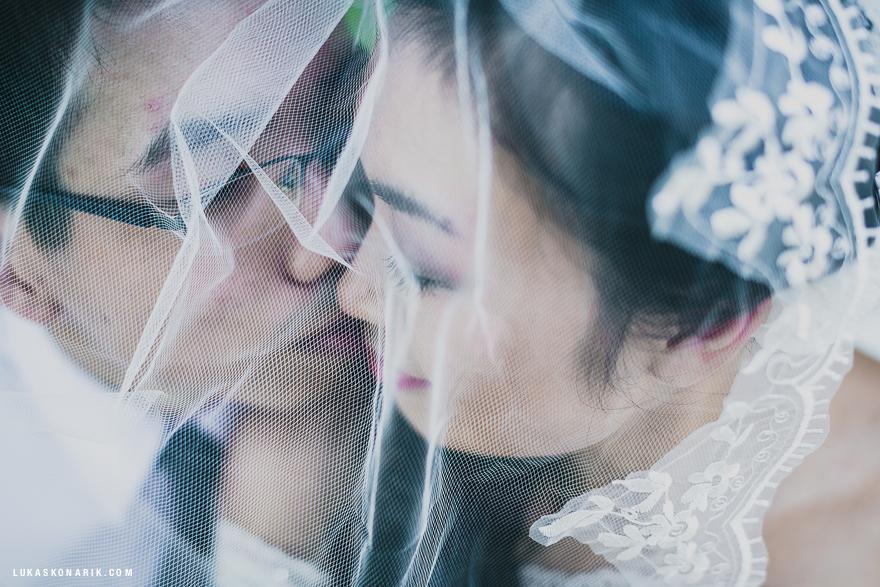 nejlepší svatební fotografie nevěsty a ženicha