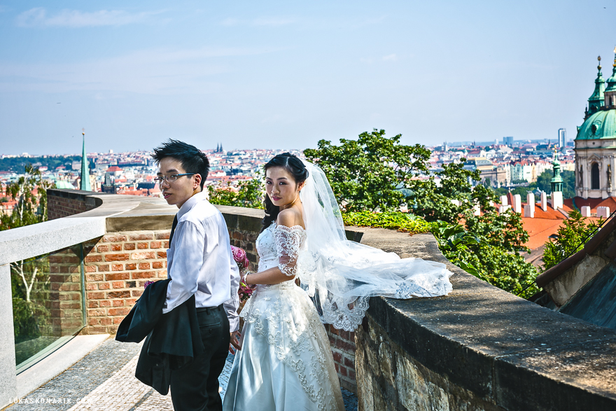svatba v Praze s výhledem