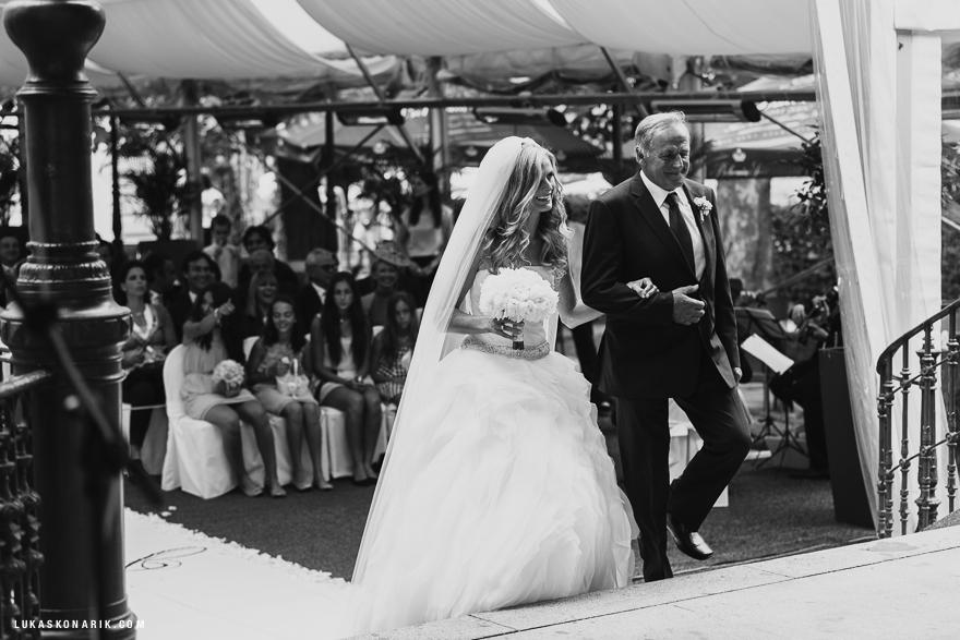 svatební fotografie na Žofíně