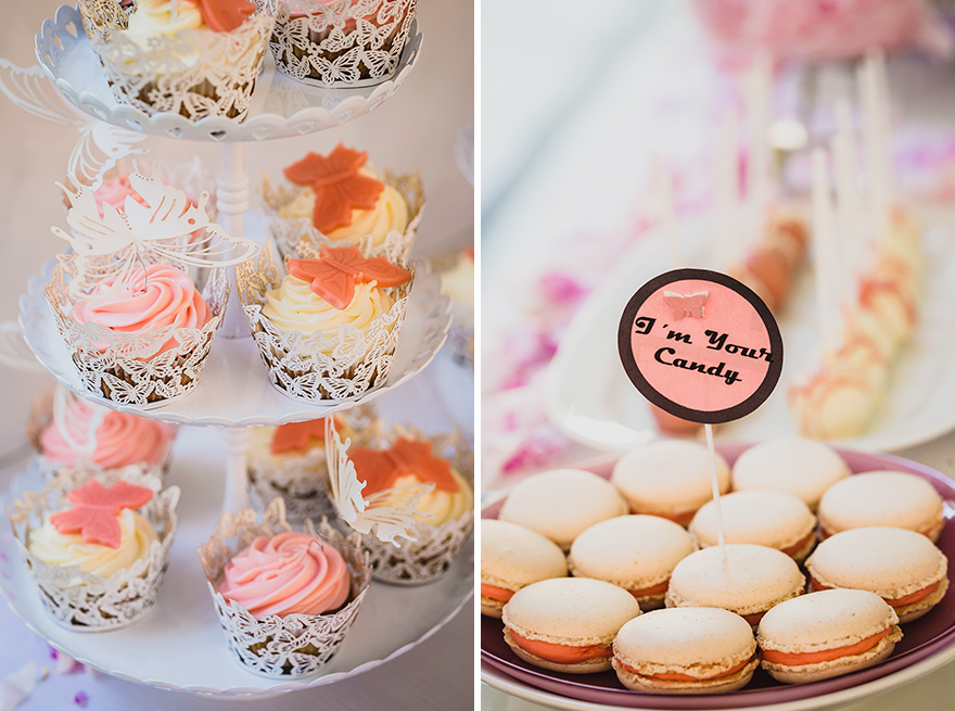 nádherné svatební cukroví