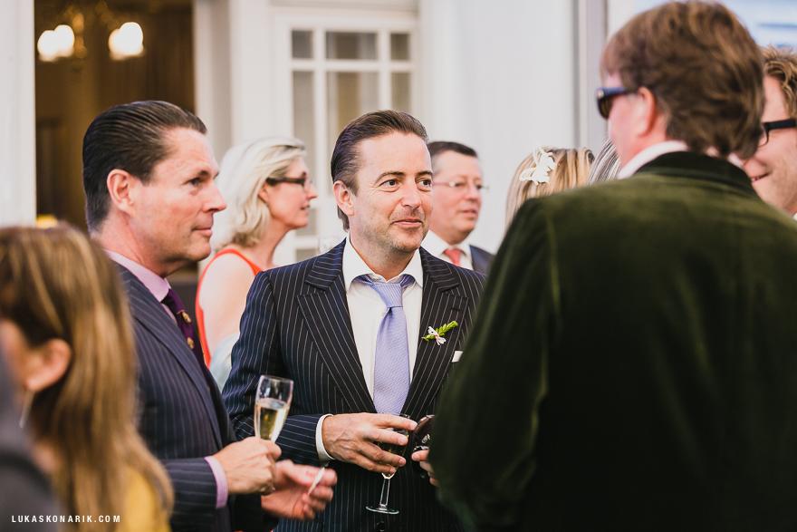 svatba na Žofíně v Praze