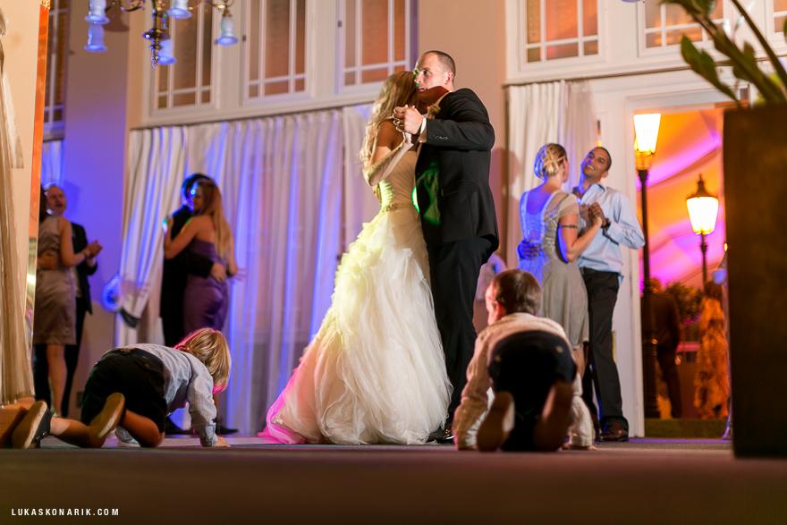 svatební tanec na Žofíně