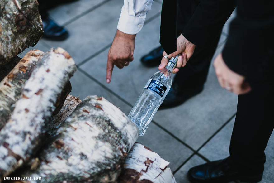 vodka jen pro chlapy