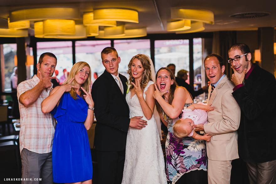 báječná svatba v hotelu Mlýnec Praha