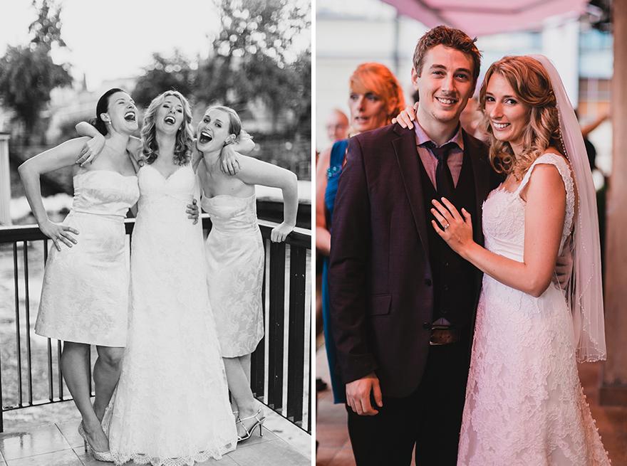 svatební fotografie v Praze, oslava v hotelu Mlýnec
