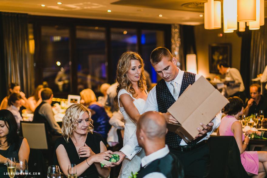 svatba v Restauraci Mlýnec v Praze