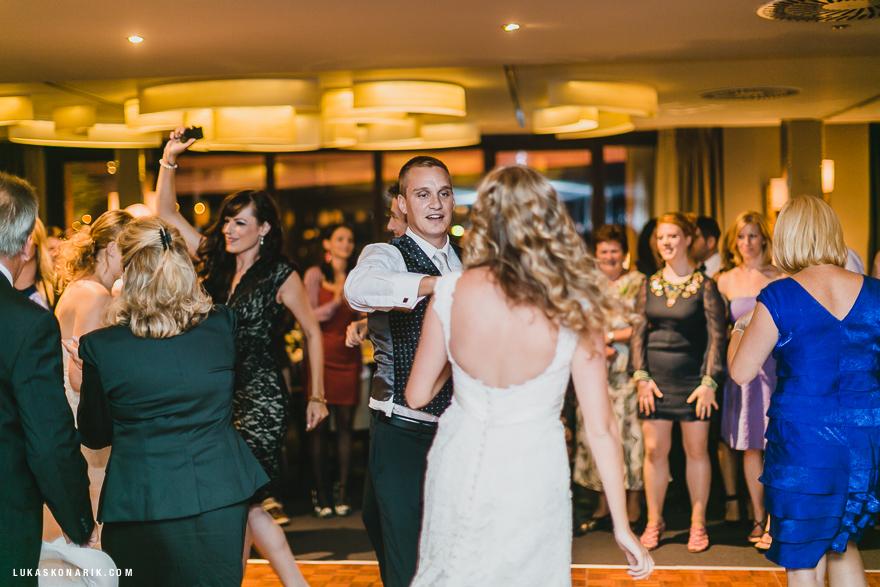 svatební tanec v Praze
