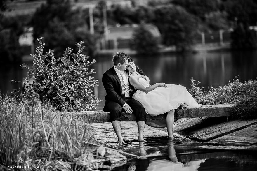 nejlepší svatební footgrafie