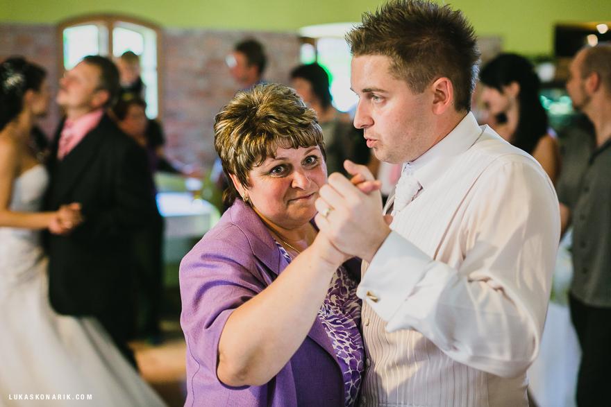 svatební fotografie hostů