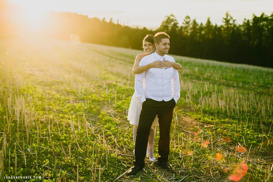 svatební fotografie v Zábřehu na Moravě