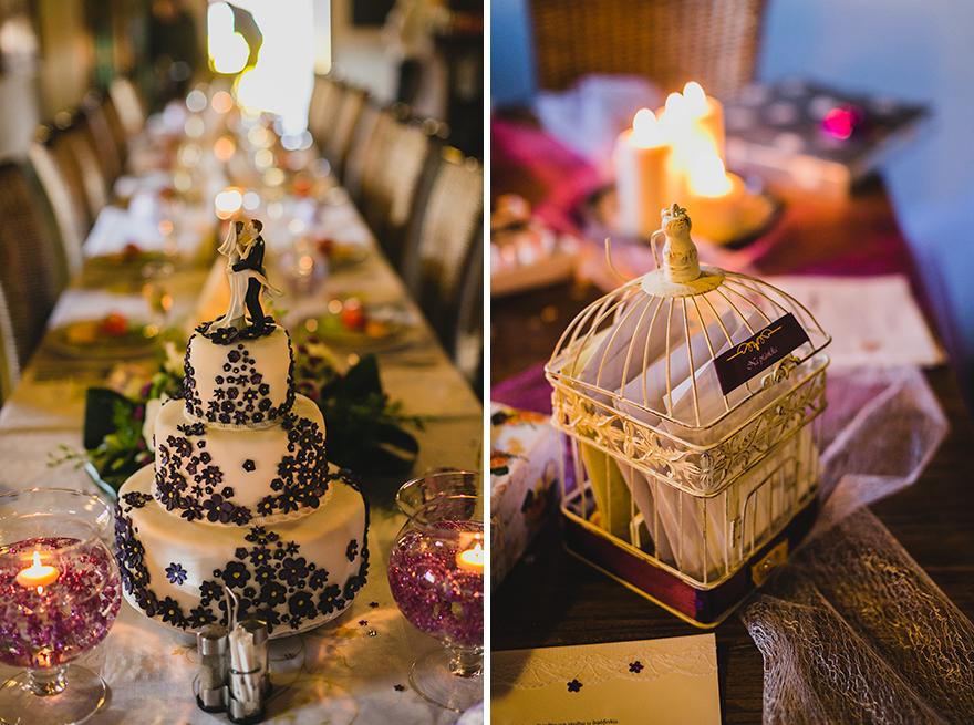svatební fotografie dekorace, svatební dort