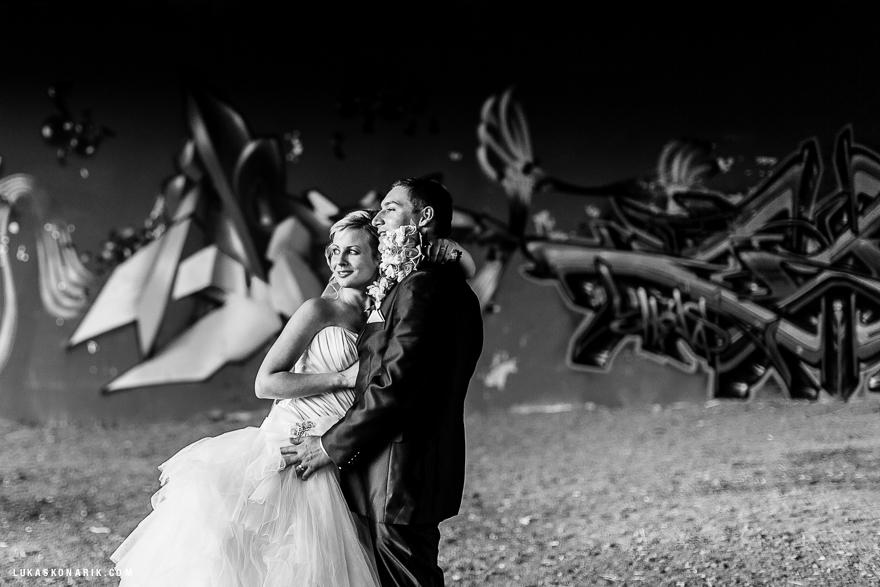 svatební fotografie Brno Bystrc