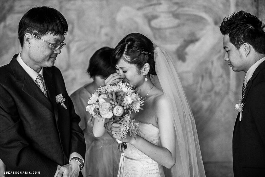 nádherná svatba ve Vrtbovské zahradě v Praze
