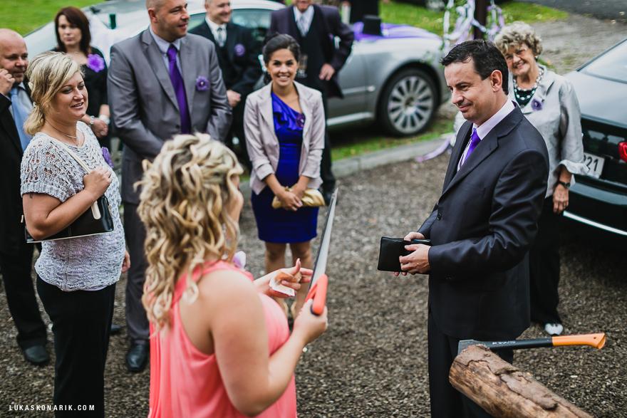 svatba ve Slezsku